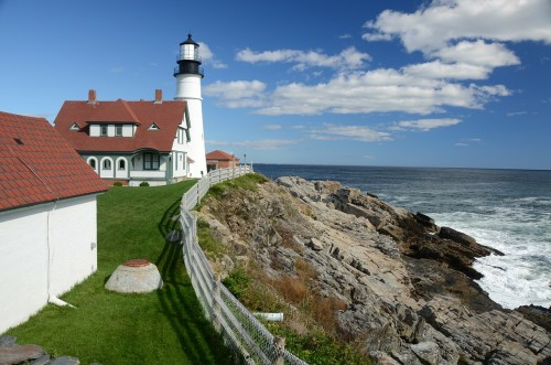 Portland Maine is an up and coming travel destination