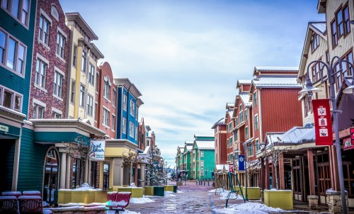 Park City Utah is an up and coming US travel destination
