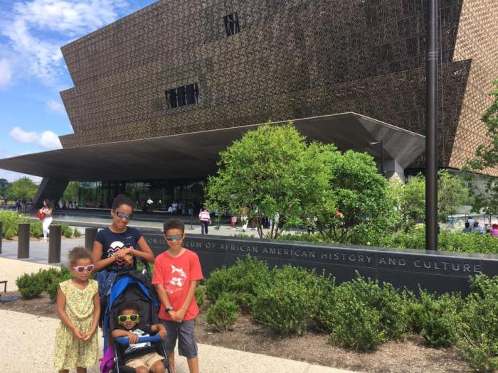 Celebrate Black History by visiting Washington DC's NMAAHC