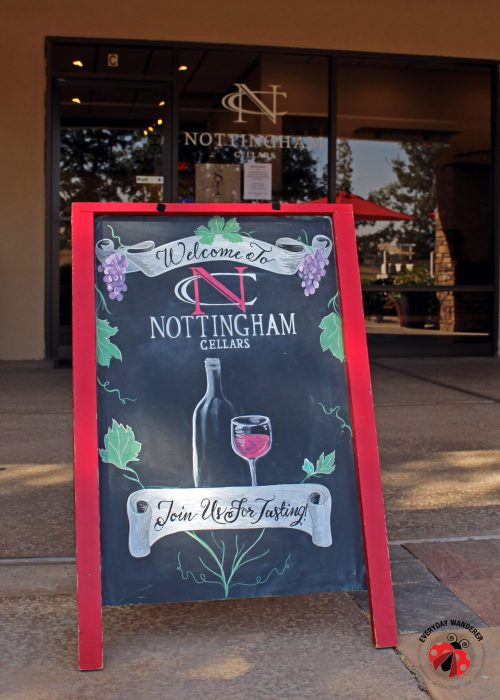 Nottingham Cellars is one of more than 40 Livermore Valley wineries