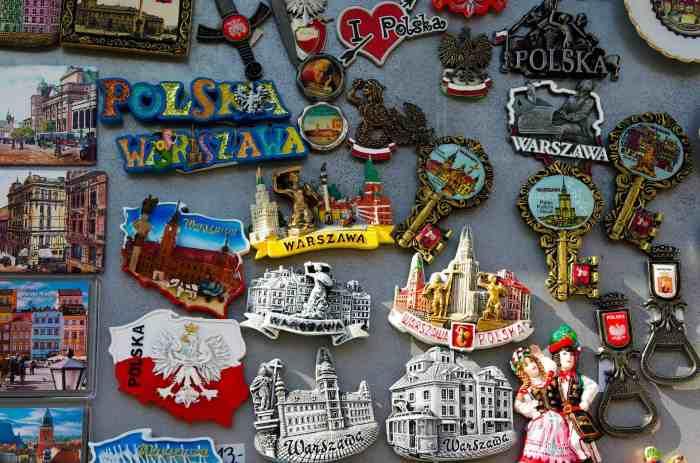 Magnets make affordable souvenirs