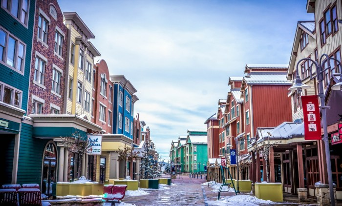 Exploring Park City's Main Street is one way to relive the Winter Olympics in Salt Lake City