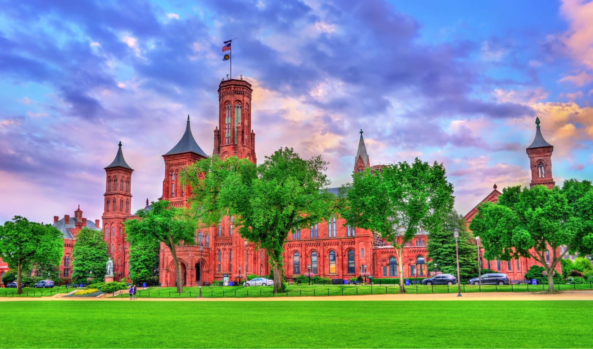 A Complete Guide to the Smithsonian Museums, Galleries, and Gardens on the National Mall