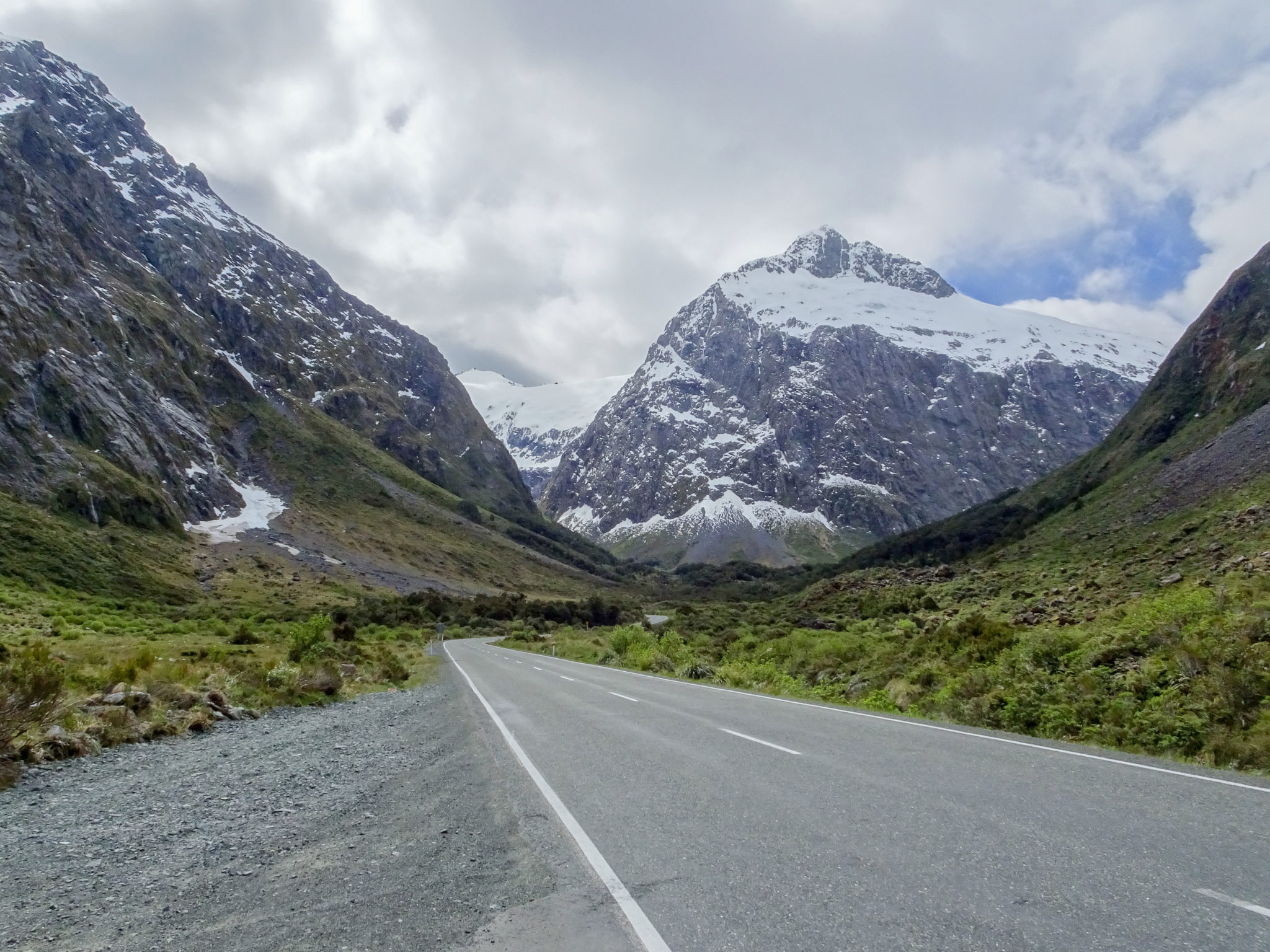 Postcard: Milford Sound in New Zealand