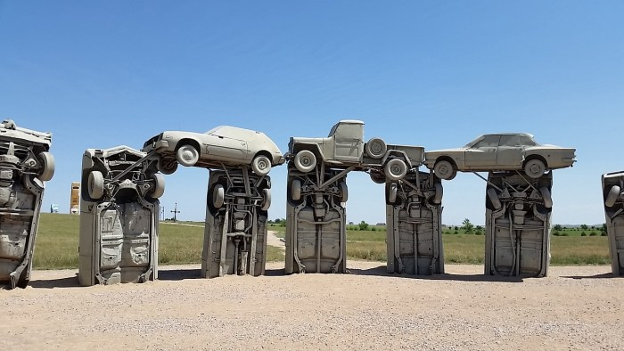 Stonehenge Replicas (and Parodies) in the US