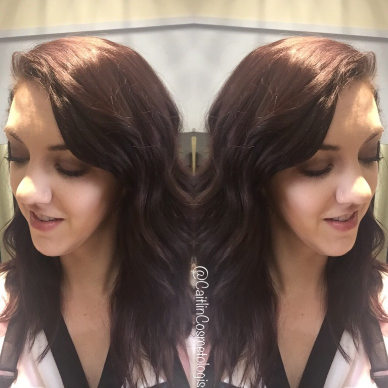 How to Style Loose, Tousled Waves   Caitlin Cosmetologist