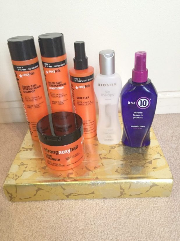 Hair Care Routineft. Strong Sexy Hair   Caitlin Cosmetologist