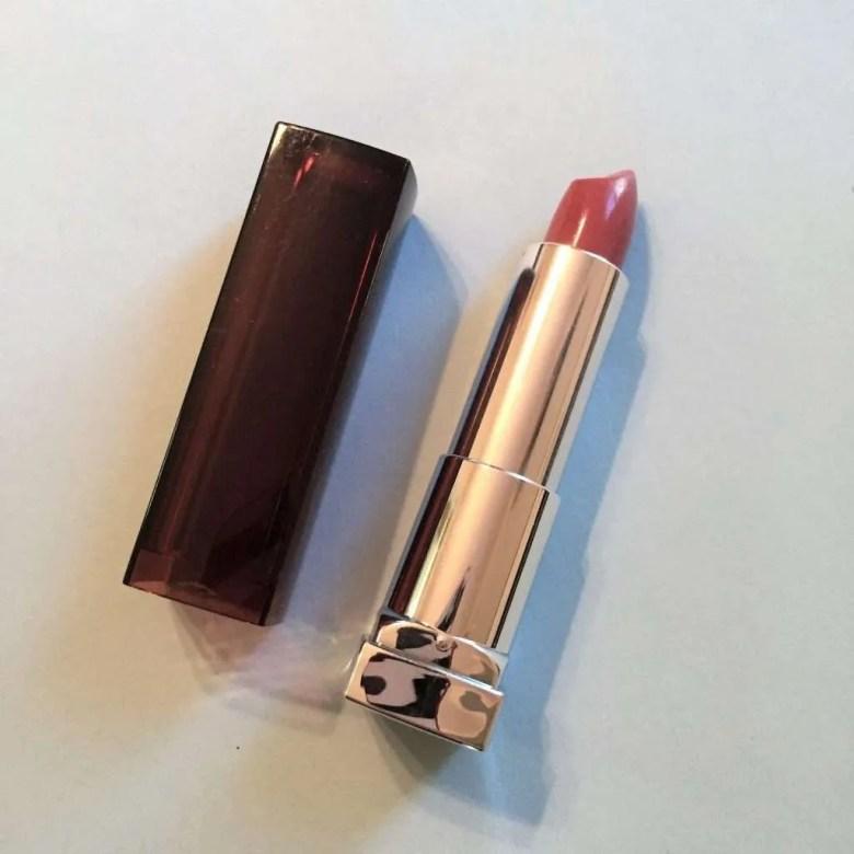 Maybelline Color Sensational Lipstick Review