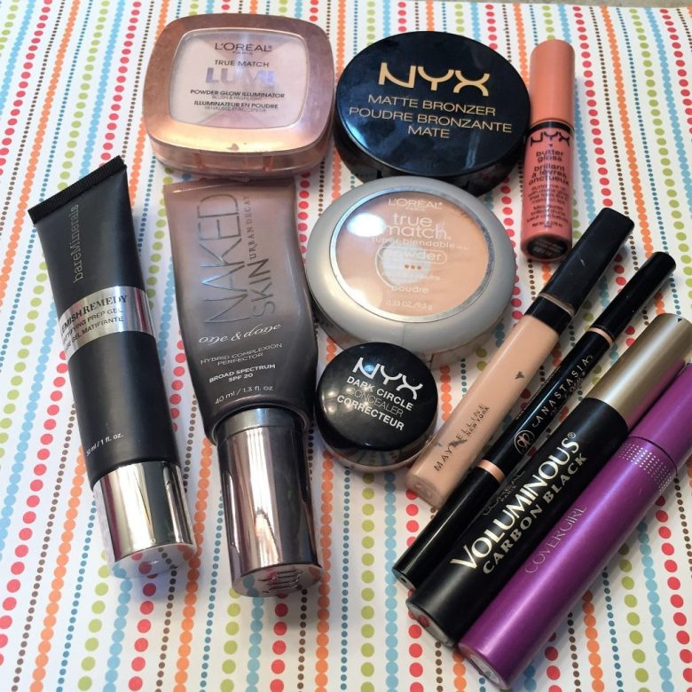 Easy Glam: My Current Favorite Makeup   Caitlin Cosmetologist