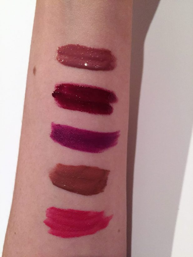 Fall Lip Colors - Drugstore and High-End | Caitlin Cosmetologist