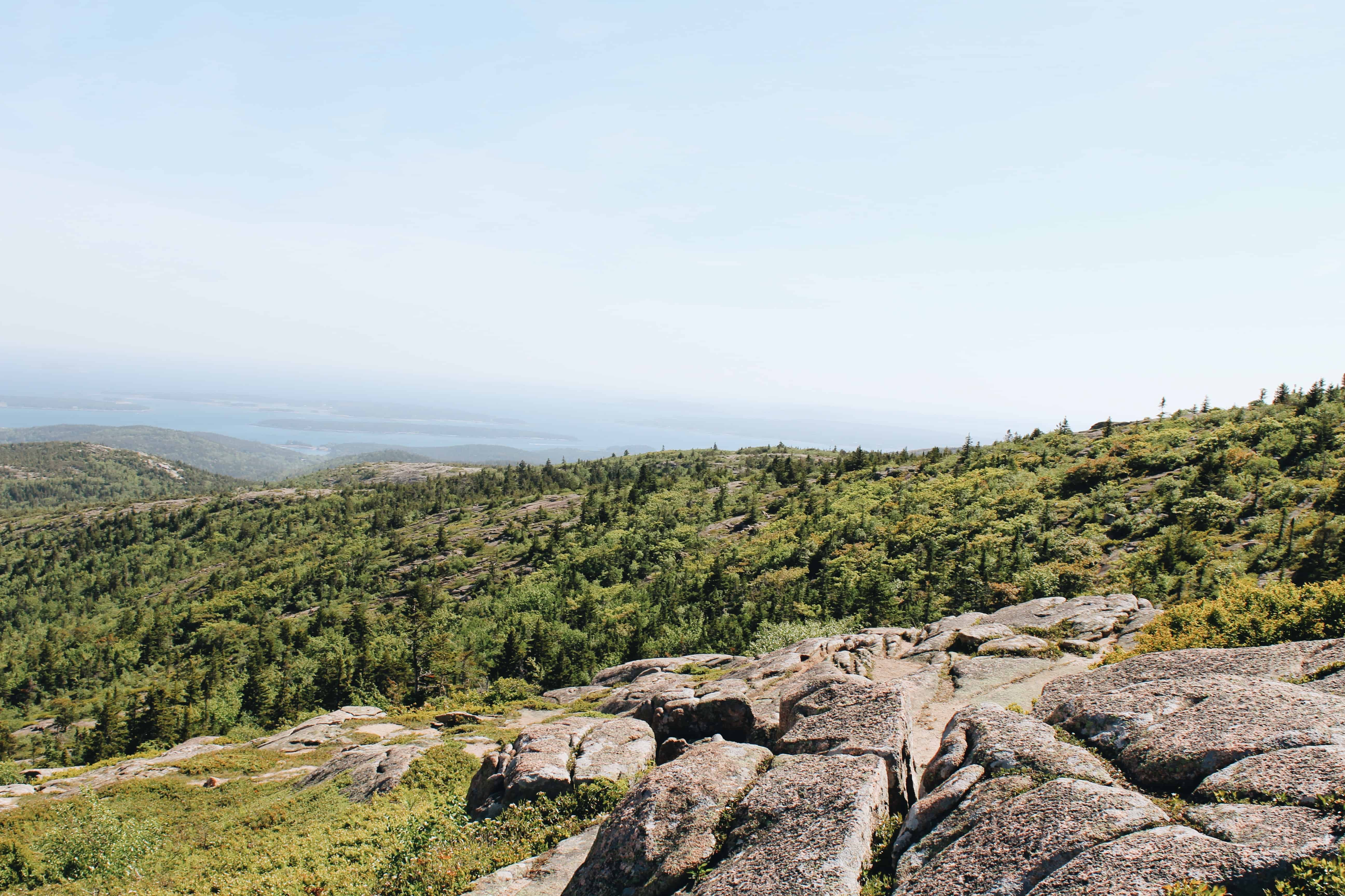 Bar Harbor Staycation Guide - Cadillac Mountain