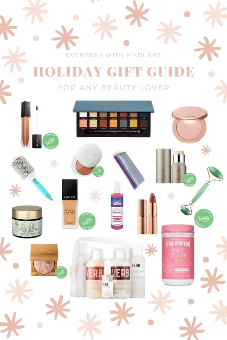 2018 Holiday Gift Guide For Any Beauty Lover