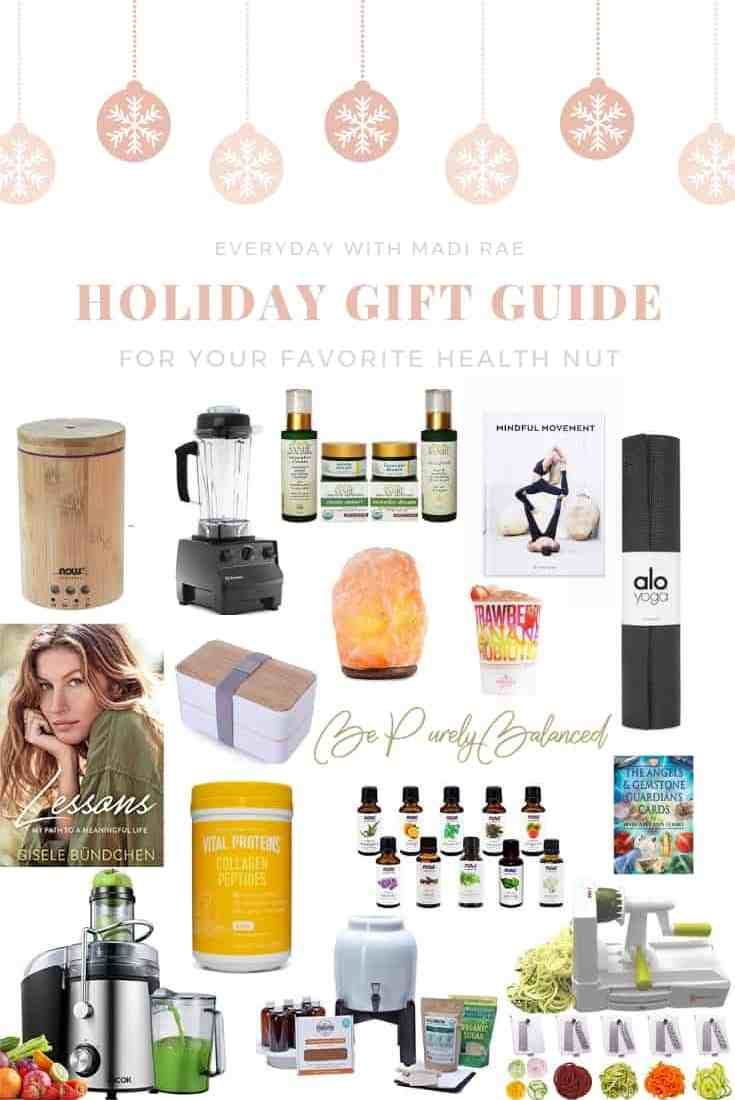 2018 Gift Guide For Your Favorite Health Nut