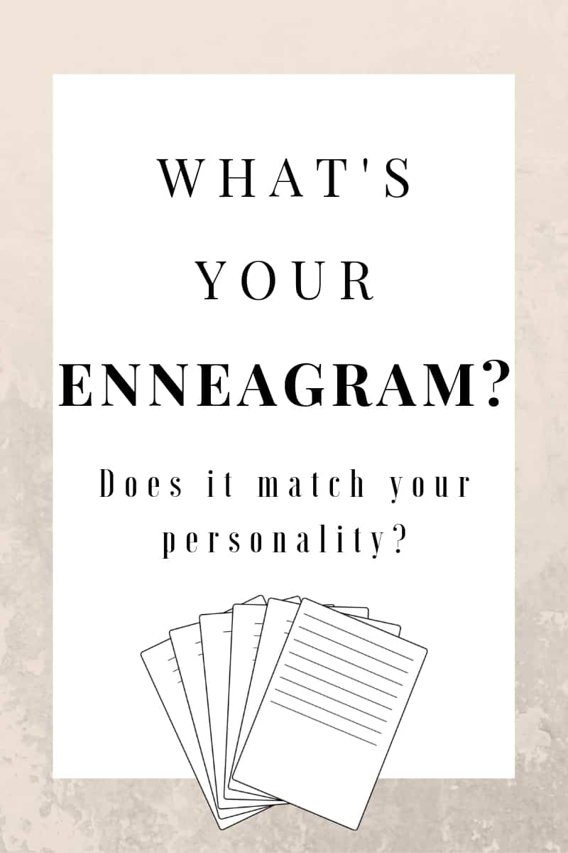 Do you know your Enneagram? Take an Enneagram test to determine your personality type! I'm sharing what my number is & whether or not I think it's right!