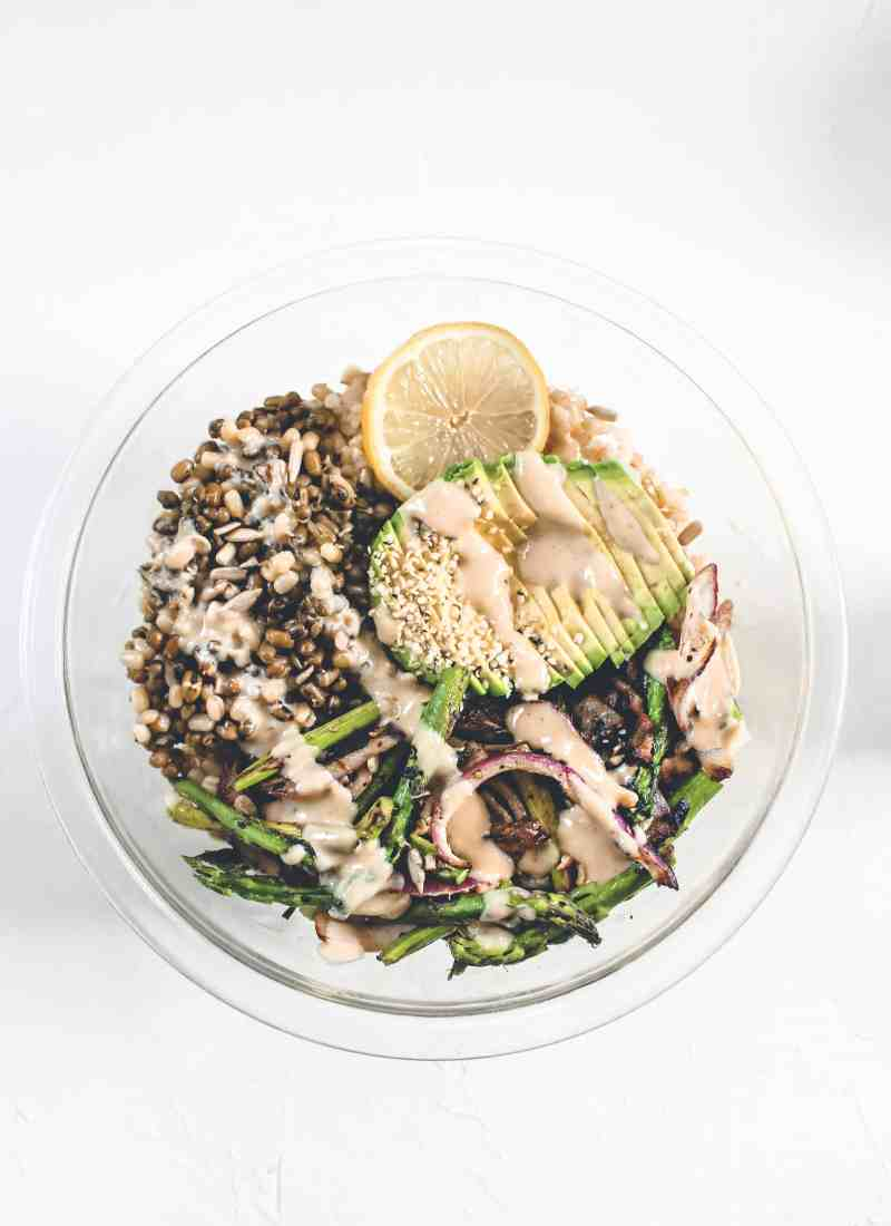 The Best Maple Tahini Dressing For Any Buddha Bowl