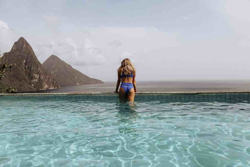 St. Lucia Photo Diary - Sharing how we spent our week in paradise, including the Botanical Gardens, Diamond Falls, Sulphur Springs, Soufrière, & more!