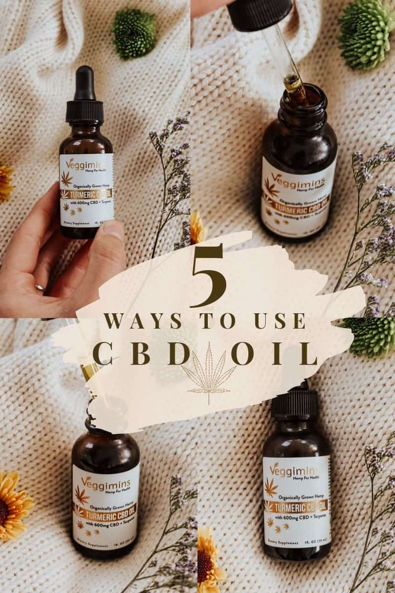 Sharing 5 functional ways I use Veggimins CBD Oil to achieve optimum health benefits & well being. Also discussing why I prefer THC-free CBD products!