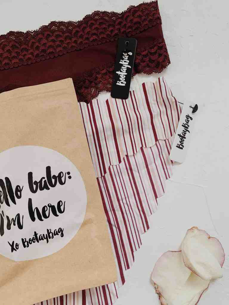 Sharing my first Bootaybag review - an adorable monthly underwear subscription service that comes straight to you + get 50% off your first month of undies!