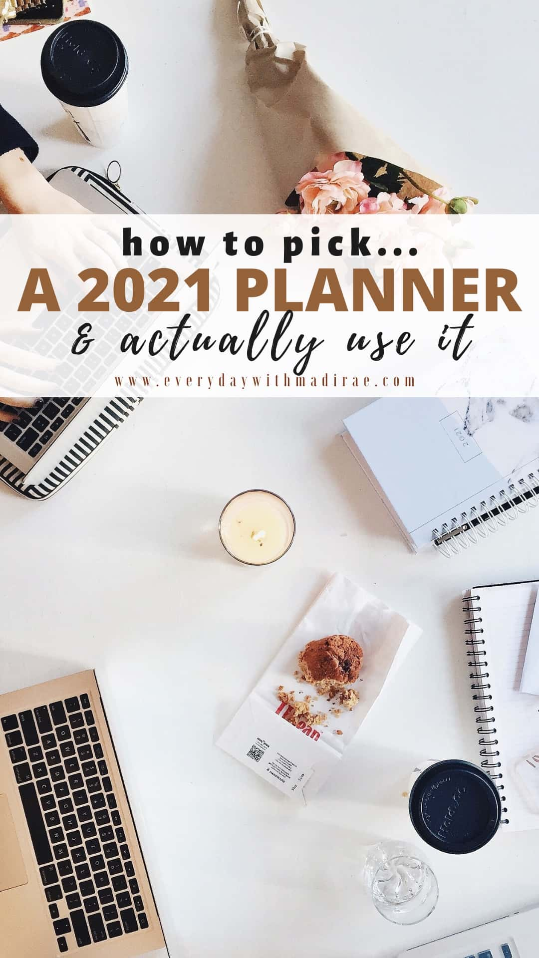 Sharing how to choose a 2021 yearly planner, what I look for in my personal planner, & how to actually utilize a yearly planner effectively!