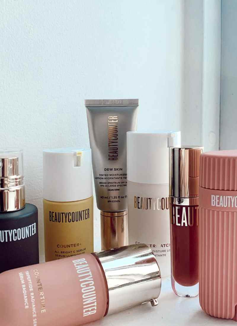 Switch to Safer in 2021… Starting with these 7 Beautycounter Best Sellers!