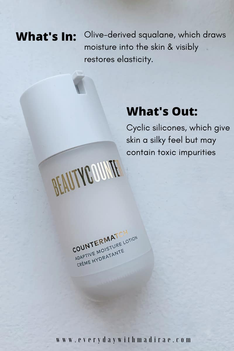 Switch your skincare & makeup products over to safer alternatives this year, starting with these 7 Beautycounter best sellers!