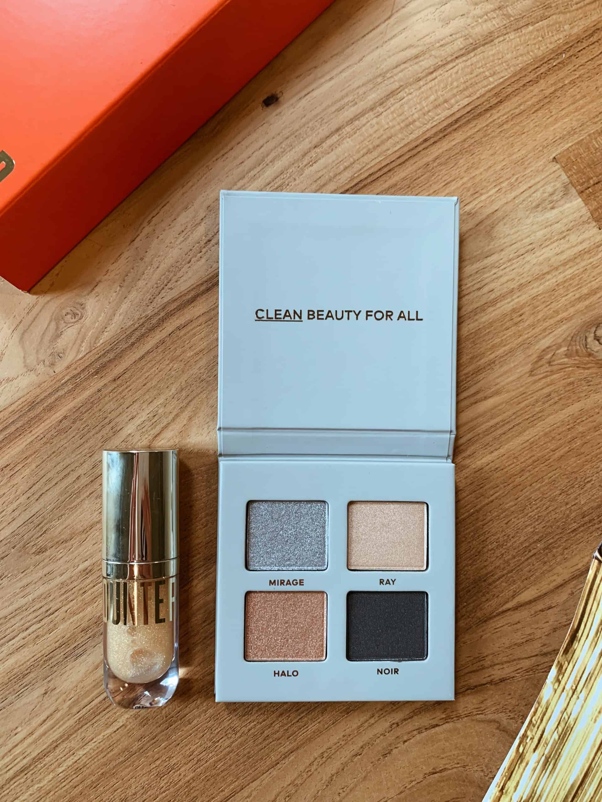 2021 Beautycounter Holiday Collection Review: Good Glitz Duo