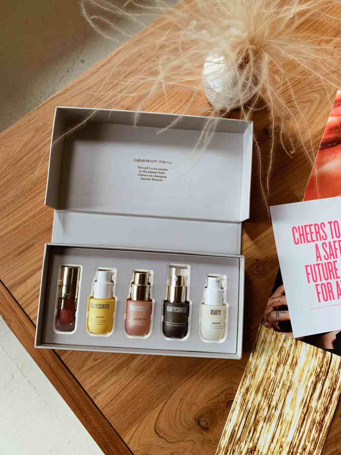 2021 Beautycounter Holiday Collection Review: Best in Clean Heros