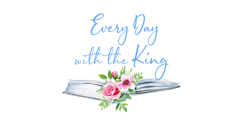 Every Day with the King Logo