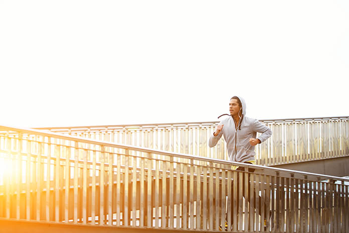 Sample Running -Routine daily
