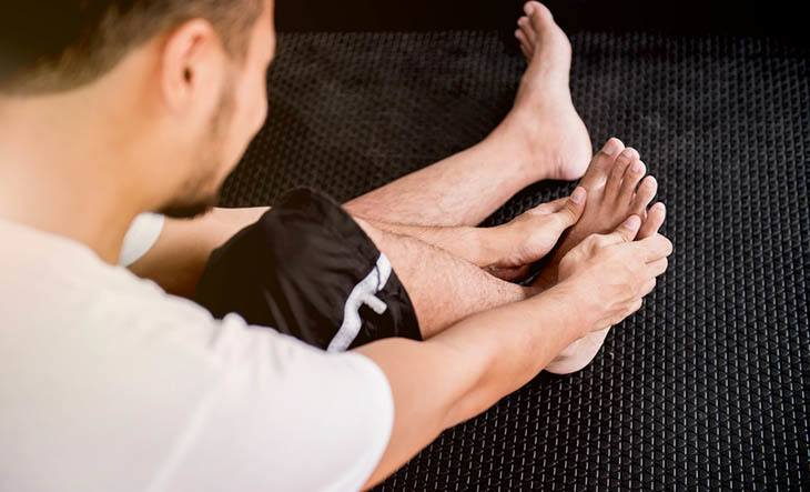 How to Treat Lump on Ankle