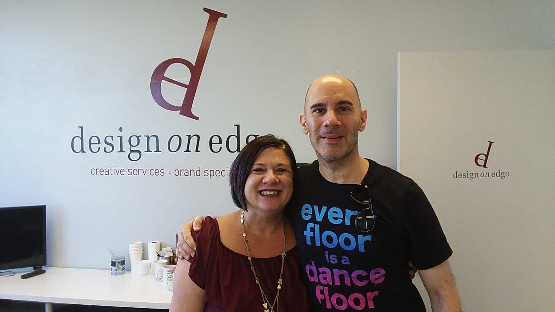 Courtney Meredith, co-founder Design on Edge, Reno, NV, Sept 10, 2018