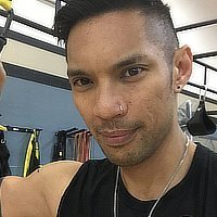 Eric Ventura - Certified Fitness Instructor and Co-founder of Dance Bootcamp in Reno.