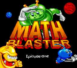 Math Blaster Episode 1: The Phantom Menace
