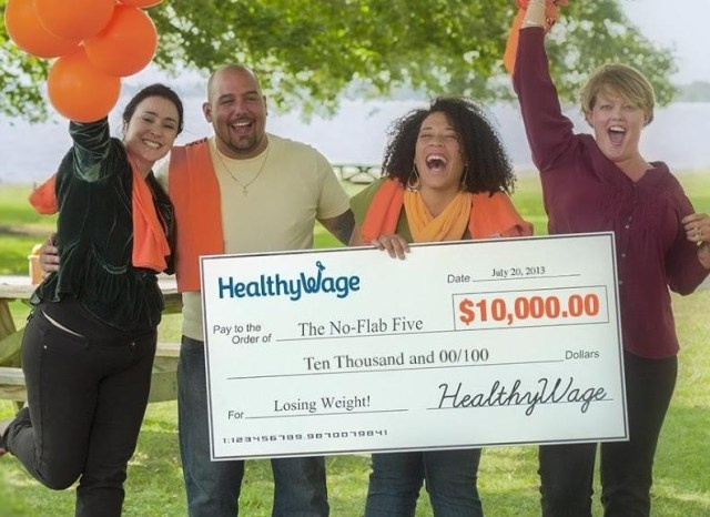 Healthy Wage Check