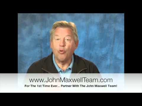 John Maxwell Special Call Announcement Short with Link