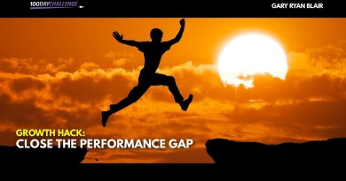 Growth Hack ⭐ Close the Performance Gap