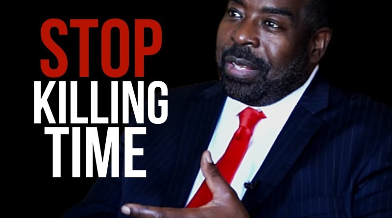 Les Brown: STOP WASTING ANY MORE TIME (MOTIVATIONAL VIDEO)