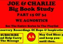 AA Speakers Joe McQ. and Charlie P. - Their Famous Alcoholics Anonymous Big Book Study #15 of 34