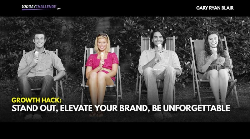 Stand Out Elevate Your Brand Be Unforgettable