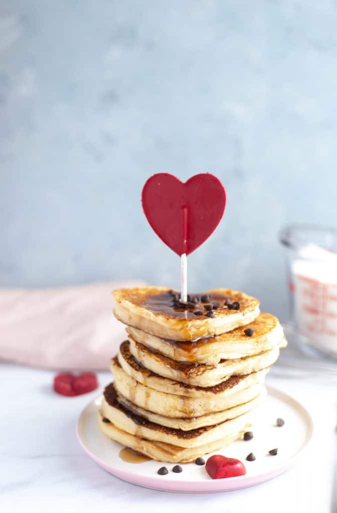 Homemade Pancake mix that is super easy and makes for some delicious buttermilk pancakes