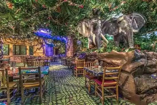 Menu Prices Rainforest Cafe everymenuprices.com