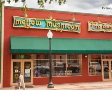 Mellow Mushroom Menu Prices [2021 Updated]