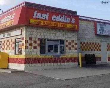 Fast Eddie's Menu Prices [2021 Updated]