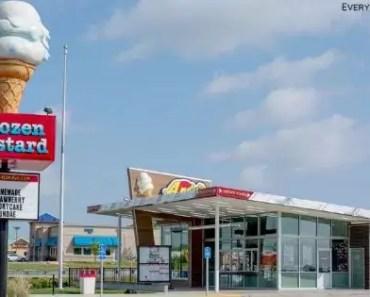 Andy's Frozen Custard Menu Prices [2021 Updated]
