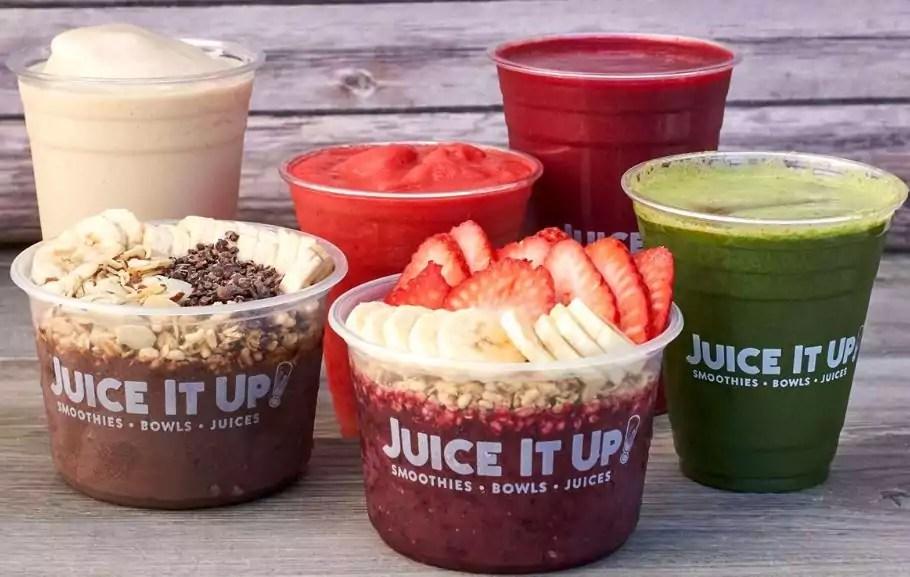 Juice It Up Menu With Prices everymenuprices.com