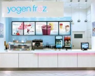 Yogen Fruz Menu With Prices [2021 Updated]