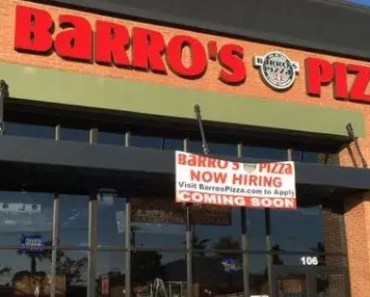 Barro's Pizza Menu Prices [Latest 2021 Updated]