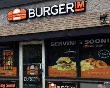 Burgerim Menu Prices [Latest 2021 Updated]
