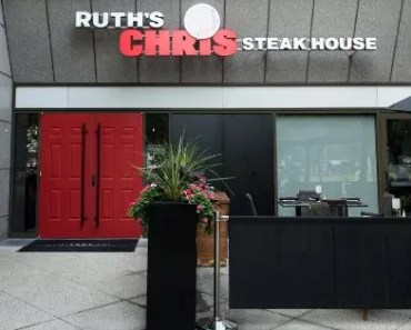 Ruth's Chris Steakhouse Menu Prices [2021 Updated]