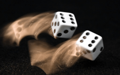 ROLLING THE DICE ON THE WILL OF GOD